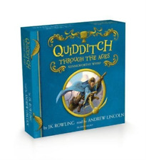 Quidditch Through The Ages BOOK NEW