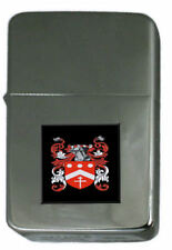 Halcro Family Crest Surname Coat Of Arms Ligther Personalised Engraved