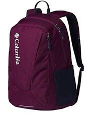 NWT Columbia Tamolitch Daypack Dark Raspberry Backpack Laptop Sleeve