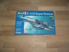 Revell 04049 F-14D Super Tomcat US Navy Jet Fighter 1:144 scale kit - new boxed