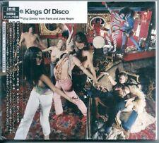 Dimitri From Paris  Joey Negro Kings of Disco Japan CD w/obi RR0037CDJ