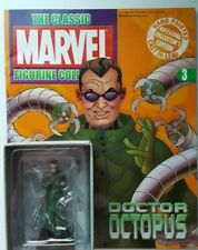 Classic Marvel Figurine Collection # 3 Doctor Octopus + Magazine