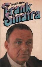 Frank Sinatra(Hardback Book)Tony Scaduto-Michael Joseph-UK-1976-Good