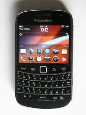 BlackBerry Bold 9900 Smartphone-Locked O2-Fully Working-But One Cosmetic Issue