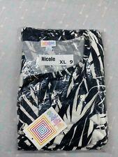 LuLaRoe Nicole Dress Size XL 9