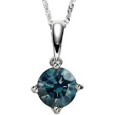 Diamond White Gold Diamond Fine Necklaces & Pendants