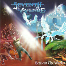 Seventh Avenue - Between Two Worlds CHRISTIAN POWER METAL Germany Darkwater HB