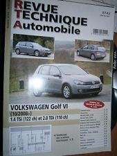 VW GOLF IV depuis 10/2008 : revue technique RTA b736