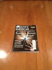 Scientific American Magazine Energy's Future Beyond Carbon September 2006