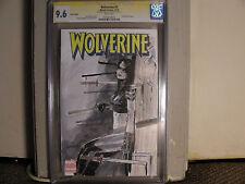 WOLVERINE #1 CGC SS 9.6 CLAY MANN X-23 ORIGINAL ART ONE OF A KIND 1-1