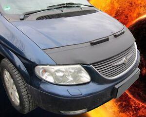 BONNET BRA Chrysler Grand Voyager Dodge Caravan 2001-2007 STONEGUARD PROTECTOR