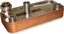 SIME Friendly formato 80 80E 100E agua caliente sanitaria placa Intercambiador de Calor 6265600 Genuino Nuevo