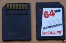 MultiMediaCard 64 MB Speicherkarte MMC 64 MB  für HiPath 33X0, 35X0 + 37X0 NEU
