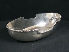 800 Silver/Fruit Bowl/Container / Real Silver