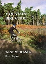 Mountain Bike Guide - West Midlands By Dave Taylor