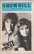 "Susan Sarandon & Eileen Brennan  Playbill  1980  ""A Coupla White Chicks ..."""