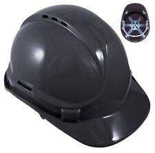 Blackrock 6 Point Safety Helmet Builders Hard Hat PPE Site Skull Protection