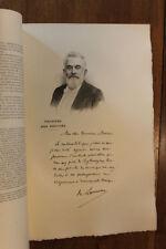 De Lanessan Ministre Figures Contemporaines Mariani Biographie 1904 1/150 ex