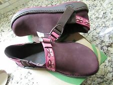 NEW CHACO PEDSHED ECOTREAD SUEDE SHOES GIRLS  6 WOMENS 7.5-8 FREE SHIP