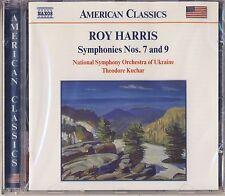 Roy Harris - Kuchar, National SO of Ukraine: Symphonies Nos. 7 & 9 (Naxos) New
