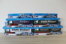 Corgi Super Haulers Eddie Stobart Lorry / Truck / Tanker X 4 Brand New Boxed