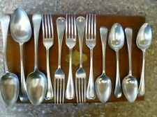 Silver Plated Handle Cutlery Sets & Canteens 12 Pieces