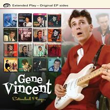 Gene Vincent Extended Play – Original EP Sides 312 Classic Tracks  Be Bop a Lula