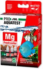 JBL PROAQUATEST Mg Magnesium Fresh water Süßwasser Test Set Schnelltest