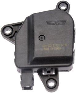 HVAC Heater Blend Door Actuator Dorman 604-002