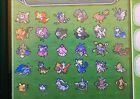 Pokemon Sun Moon Home all 36 Shiny Kalos 6th Gen Fully Evolved Pokemon 6IV Guide