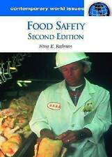 Food Safety: A Reference Handbook, 2nd Edition (Contemporary World Issues) by R