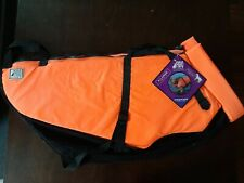 FIDO FLOAT - Water Life Jacket For Dogs - X-large- Orange - NEW WITH TAG
