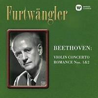 WILHELM FURTWANGLER-BEETHOVEN: VIOLIN CONCERTO ROMANCE... -JAPAN SACD HYBRID G35