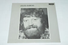 JULES DUBOIS Self-Titled LP NEW SEALED La Collection Records P.C.R.002 Pop Rare