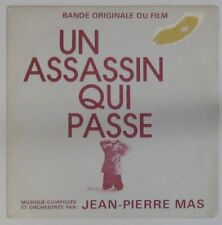 Un assassin qui passe 45 tours Jean Pierre Mas 1981