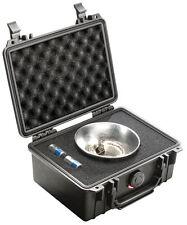 Pelican 1150 Equipment Case with foam, Black