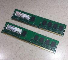 OC 2x1gb Ram PC2 5400 2gb total