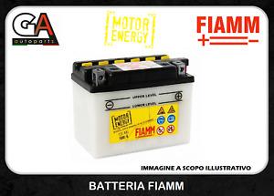 BATTERIA MOTO FIAMM FB4L-B 12V 4Ah LIQUIDO 7904436 MOTOR ENERGY YUASA YB4L-B