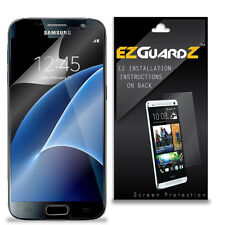 2X EZGuardZ Clear [FULL COVER] Screen Protector Shield For Samsung Galaxy S7