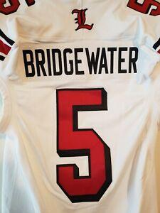 Teddy Bridgewater Louisville Cardinals Authentic Jersey Denver Broncos 2XL