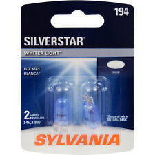 Side Marker Light Bulb-Base Sylvania 194ST.BP2