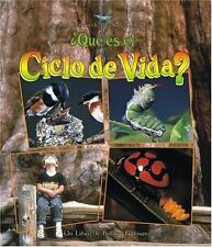 Que Es Un Ciclo De Vida?  What is a Life Cycle? (La Ciencia De Los Ser-ExLibrary