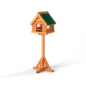 Fully Assembled Fordwich Green Bird Table Retreat Garden Feeding Station
