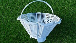 Universal Adjustable Skimmer Basket 140  - 230 mm Diameter With Clip On Handle