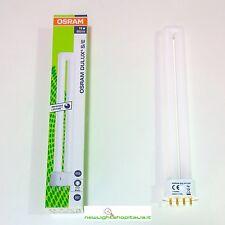 Lampadina Dulux-S/E PL-S/E 11W/840 Osram 4pin fluorescente non integrata.