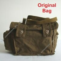 ORIGINAL BAG Vintage Soviet Russian USSR Military Gas Mask for PMG, GP-5, SHMS