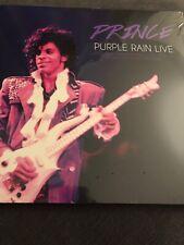 PRINCE - Purple Rain Live - LTD EDT Gatefold purple marbled 2 X VINYL LP -NEW