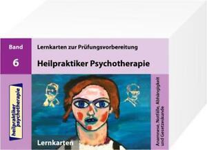 Heilpraktiker Psychotherapie - 200 Lernkarten - Anamnese, Notfälle, Abhängi ...
