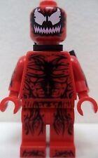 LEGO Super Heroes Carnage - Brand New - 76036 Minifigure Minifig Marvel