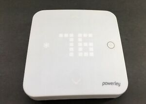 POWERLY SMART THERMOSTAT Z WAVE PLUS MODEL: PWLY T1.0 BATTERY POWERED THERMOSTAT